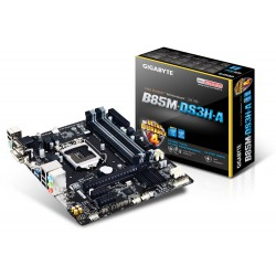 PLACA BASE 1150 GIGABYTE B85M-DS3H-A mATX/HDMI/US