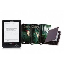 """E-BOOK WOLDER MIBUK ILUSION PEARL 6"""" + TRI BATZAN"""