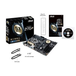 PLACA BASE 1151 ASUS Z170-P ATX/DDR4/HDMI/USB3/HD