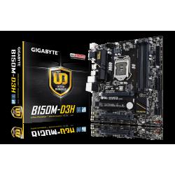 PLACA BASE 1151 GIGABYTE B150M-D3H mATX/DDR4/HDMI