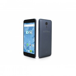 "TELEFONO MOVIL 3GO DROXIO SENNA GRIS 5.5""IPS HD 4"
