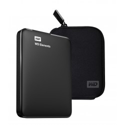 "DISCO DURO EXT. 2.5"" 1.5TB WESTERN DIGITAL ELEM +"