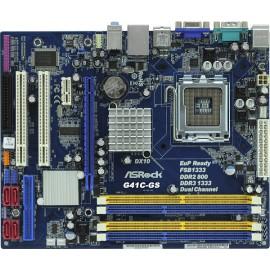 PLACA BASE 775 ASROCK G41C-GS R2.0 COMBO MATX/DDR