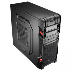 CAJA ATX AEROCOOL GT-ADVANCE BLACK EDITION USB 3.0