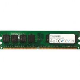 MEMORIA V7 DDR2 2GB 800Mhz CL6 (PC2-6400)