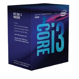 MICRO INTEL 1151 CORE I3-8100 3.6GHz 6MB 14NM