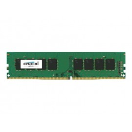 MEMORIA CRUCIAL DDR4 8GB 2400Mhz CL17 PC4-19200
