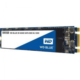 DISCO DURO SOLIDO SSD WD BLUE 500GB M.2 3D