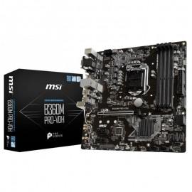 PLACA BASE 1151 MSI B360M PRO-VDH MATX/DDR4