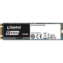 DISCO DURO SOLIDO SSD KINGSTON 480GB M.2 2280 NVM