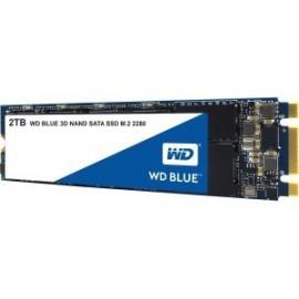 DISCO DURO SOLIDO SSD WD BLUE 2TB M.2 SATA 3D