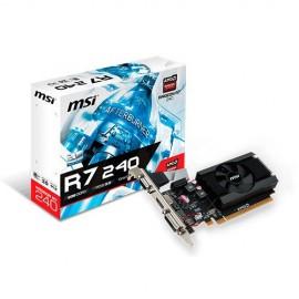 SVGA ATI RADEON MSI R7 240 2GD3 LP 2GB DDR3