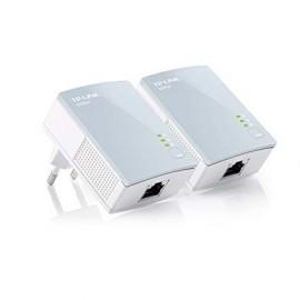 ADAPTADOR RED TP-LINK KIT 2x PLC 500Mbps MINI