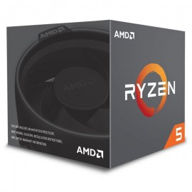 MICRO AMD AM4 RYZEN 5 2600 3.4GHz