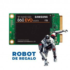 DISCO DURO SOLIDO SSD SAMSUNG 1TB MSATA 860 EVO