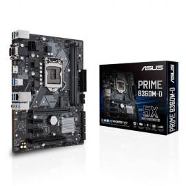 PLACA BASE 1151 ASUS PRIME B360M-D MATX/DDR4