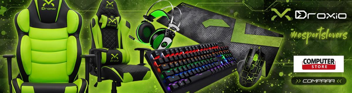 Todos los productos Gaming Droxio en Computer Store